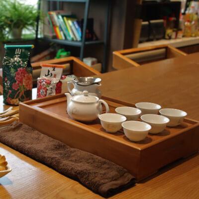 มาดื่มชาใต้หวันกันเถอะเเละ